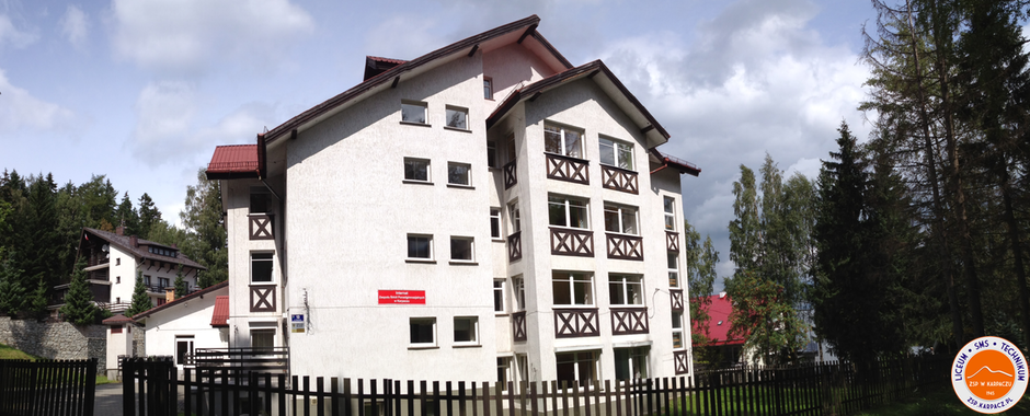 Internat ZSP w Karpaczu